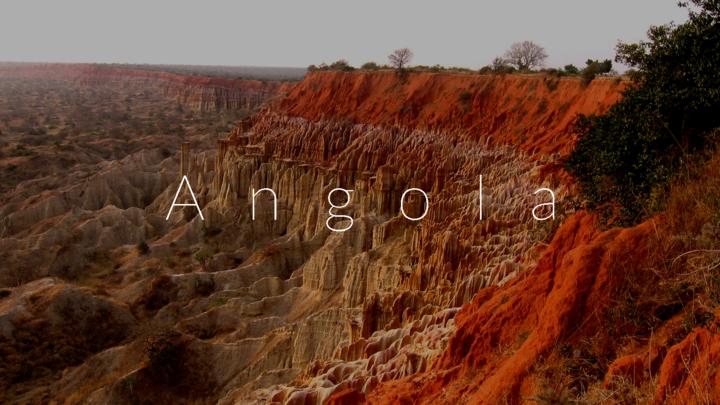 Angola 2020 logo image