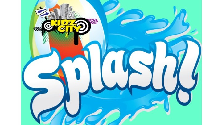 Kidz City Splash-Family Swimming Event logo image