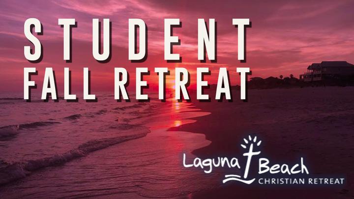 Student Fall Retreat at Laguna Beach logo image
