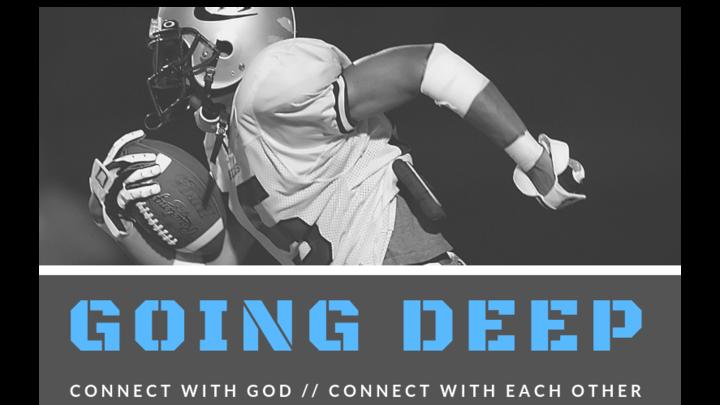 Going Deep- Fantasy Football League logo image