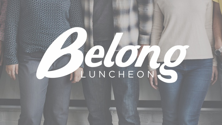 Belong Luncheon | September 8th, 2019 logo image