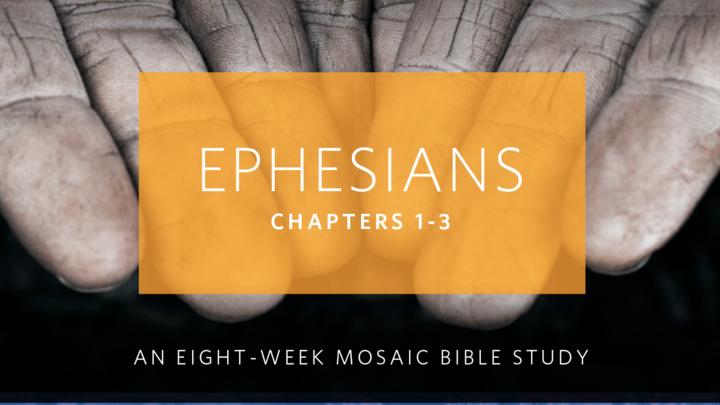 Men's Bible Study: Ephesians logo image