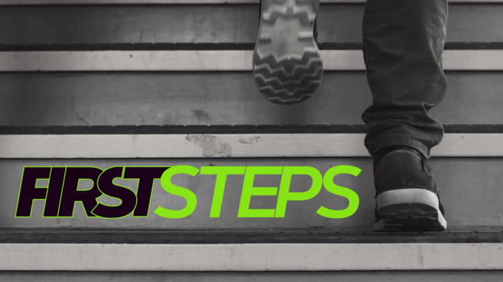FirstSteps logo image