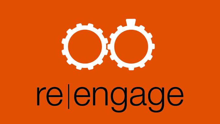 ReEngage (January 16th-May 14th, 2020) logo image