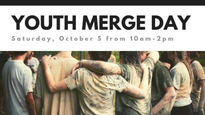 Youth Merge Day logo image