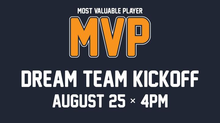 Dream Team Kick Off logo image