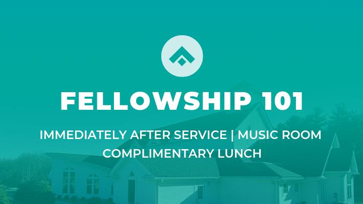 Fellowship 101 logo image