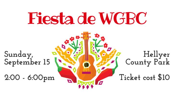 Fiesta de WGBC logo image