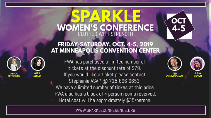 Sparkle Conference 2019 logo image