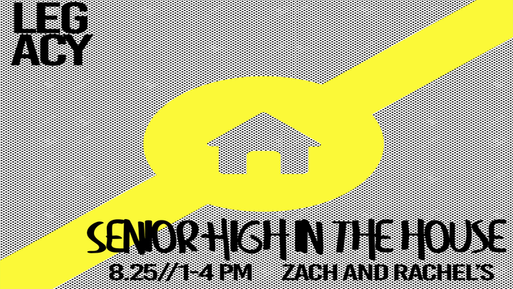 Senior High in the House Party logo image