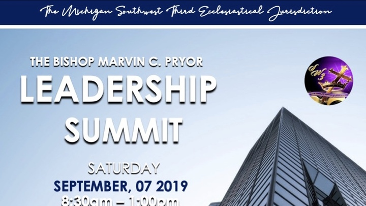 Annual BMCP Leadership Summit logo image