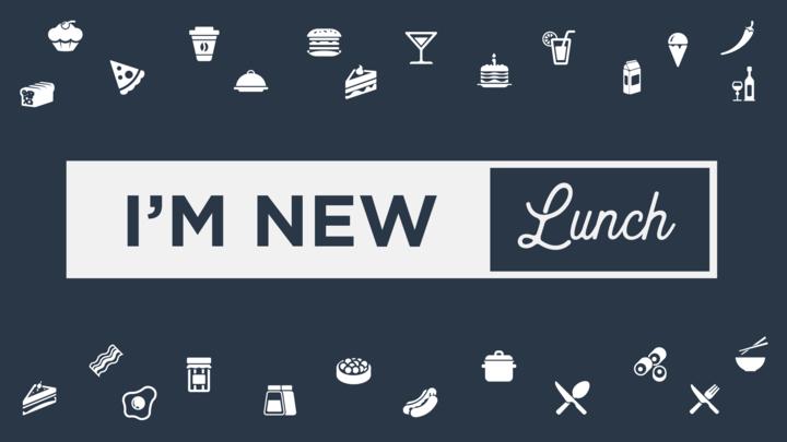 I'm New Lunch logo image