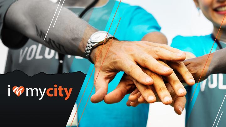 I Love My City: Community Outreach logo image