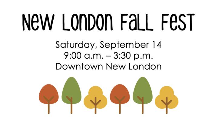 NL Fall Fest logo image