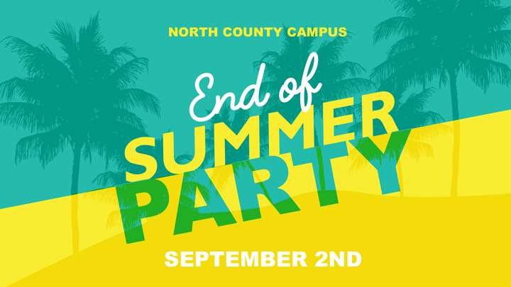 North County Campus End-Of-Summer Party logo image