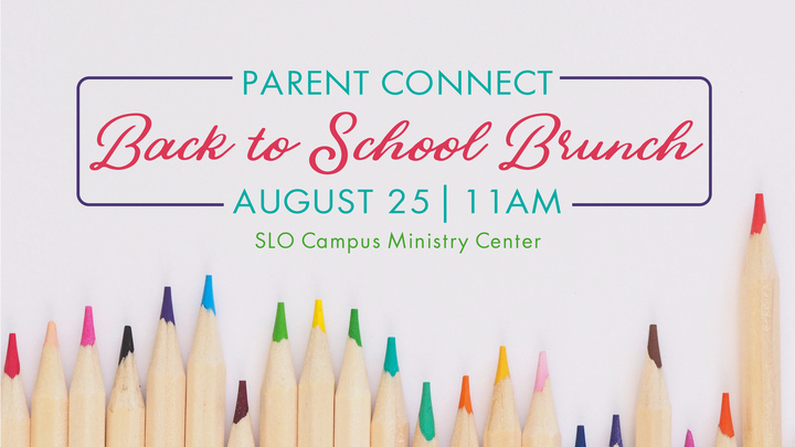 Parent Connect Back to School Brunch logo image