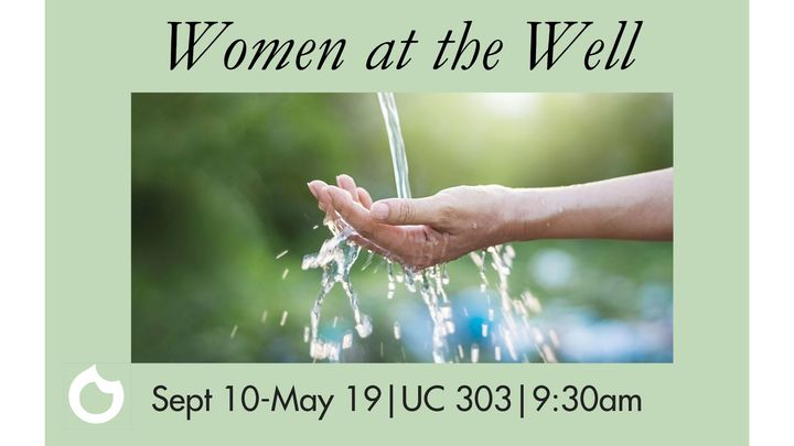 Women at the Well logo image