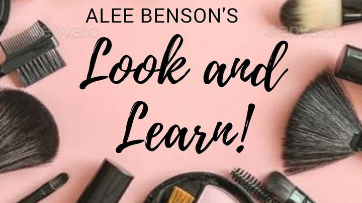 Beautiful Inside and Out: Alee Benson's Look and Learn! logo image