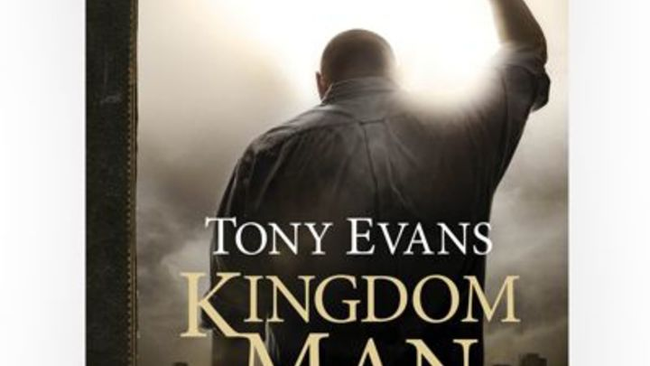 Kingdom Man - Men's Bible Study logo image