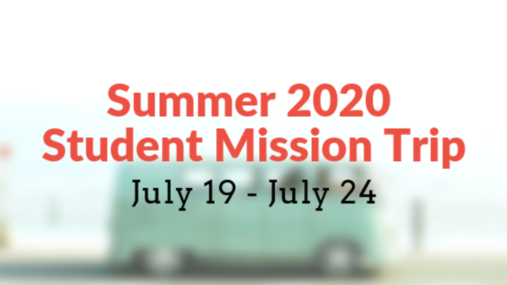 Student Mission Trip logo image