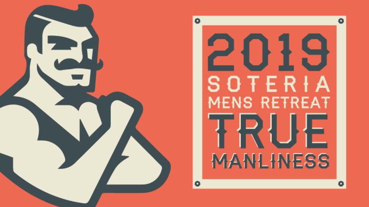 Men's Retreat logo image