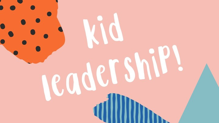 Kid Leadership logo image