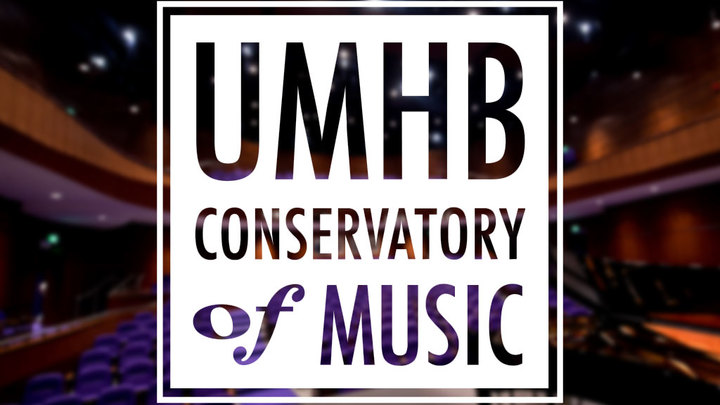 UMHB Conservatory Fall 2019 Program Registration logo image