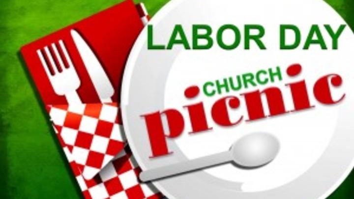 Labor Day Picnic logo image