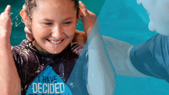 I Have Decided Class - Child Baptism Milestone logo image