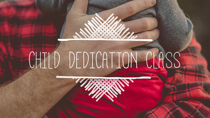 Child Dedication Milestone Class logo image