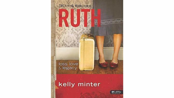 Ruth: A Bible Study for Women logo image