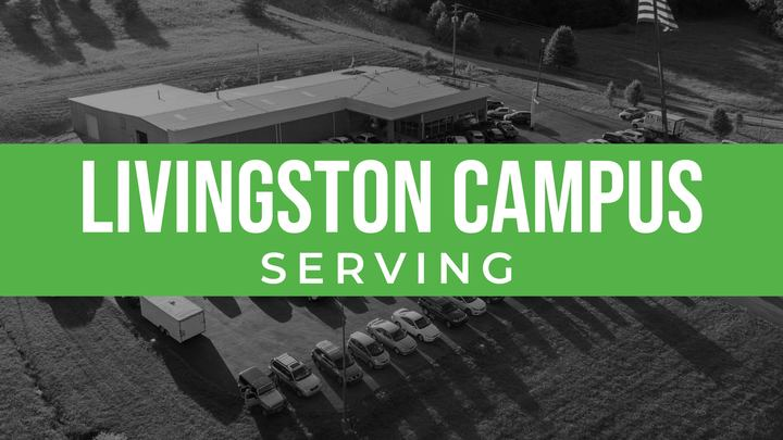 Serving at Livingston Campus logo image