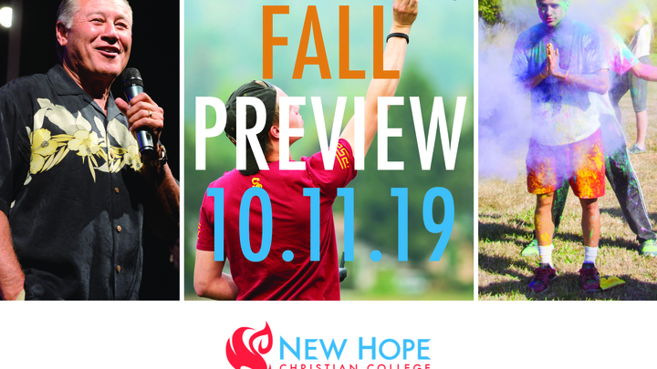 Fall Preview Day logo image