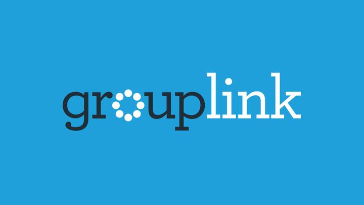GroupLink - Winter 2020 logo image