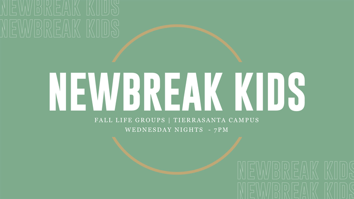 TS Kids Midweek Program--  Fall 2019 logo image
