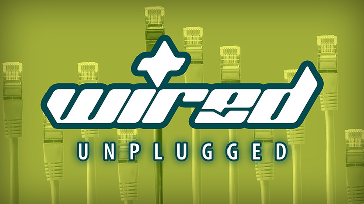 WIRED Unplugged logo image