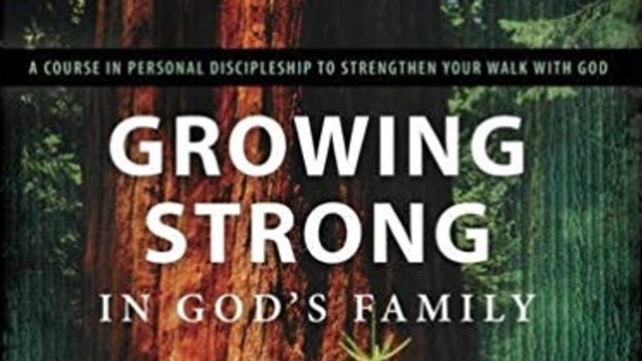 Men's Fall Bible Study logo image