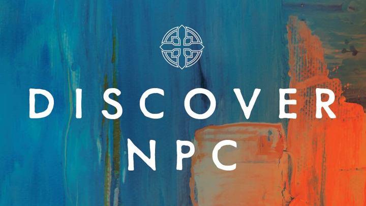 Discover NPC logo image