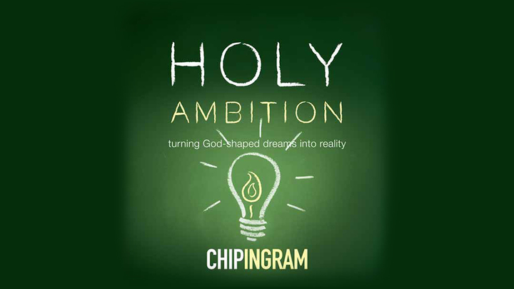 "Men's Tuesday PM Group ""Holy Ambition"" by Chip Ingram (fund 561) logo image"