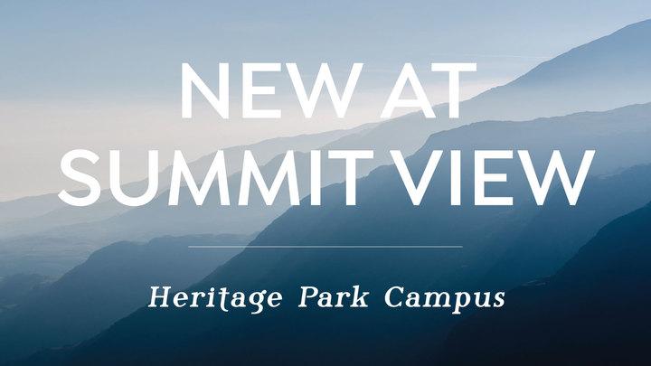 New at Summit View - HP logo image