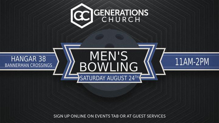 Men's Bowling logo image