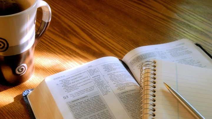 Bible Basics for Women: How to Study the Bible Workshop | BURNSVILLE logo image