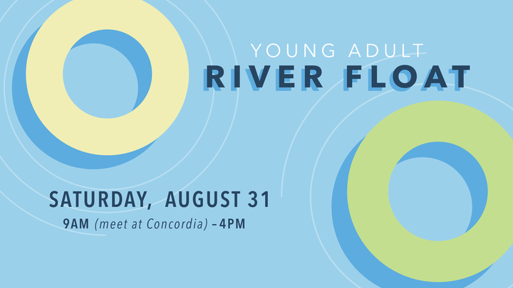 Young Adult River Float  logo image