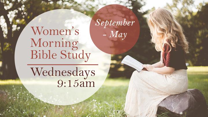 Wednesday Women's Bible Study  logo image
