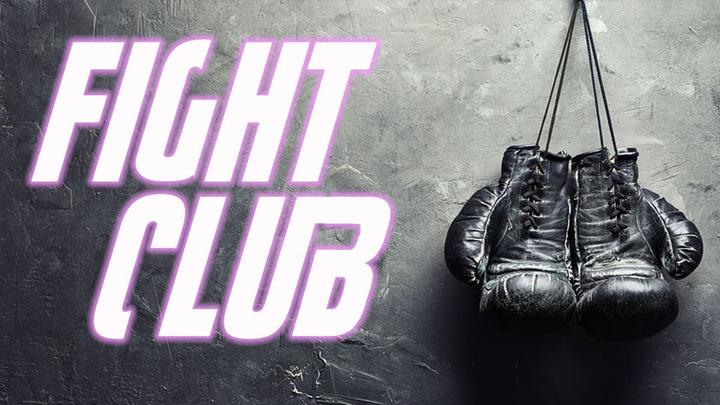 Men's Fight Club logo image