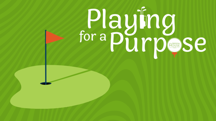 Playing for a Purpose logo image