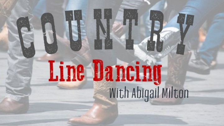 Country Line Dancing logo image