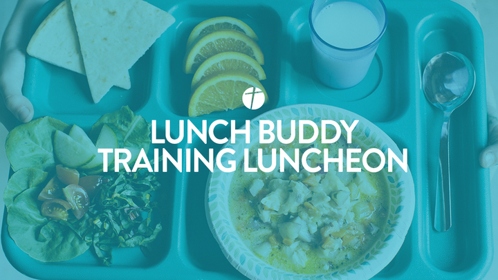 Missions: Lunch Buddy Training Luncheon logo image