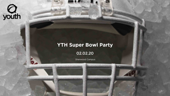 YTH Super Bowl Party logo image
