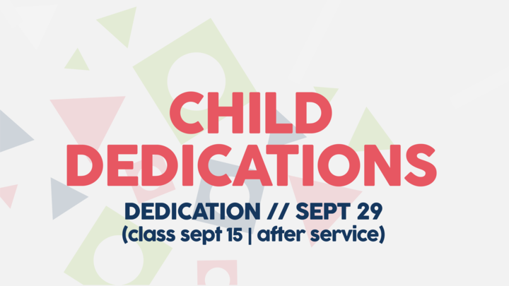 ME | Child Dedications logo image